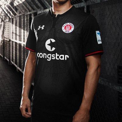 FC St Pauli - Third Jersey 2016-2017