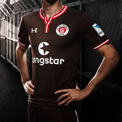 FC St Pauli - Home Jersey 2016-2017