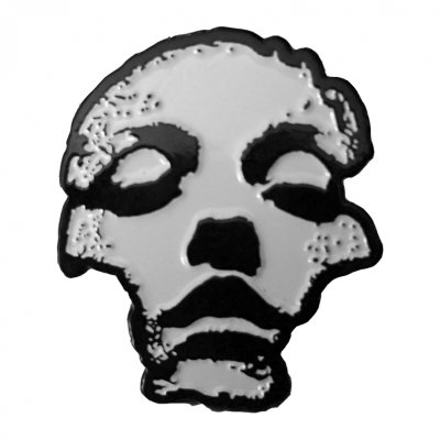 converge - Jane Doe Enamel Pin (White)