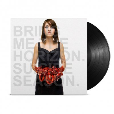 Suicide Season LP (Black)