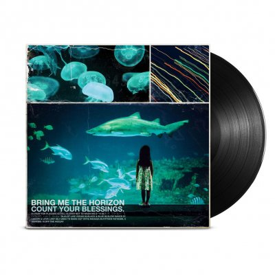 Bring Me The Horizon - Count Your Blessings LP (Black)
