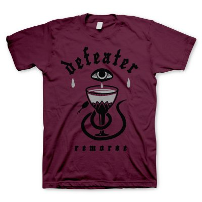 defeater - Remorse T-Shirt (Maroon)