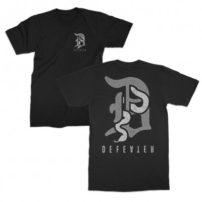 defeater - D Serpent T-Shirt (Black)