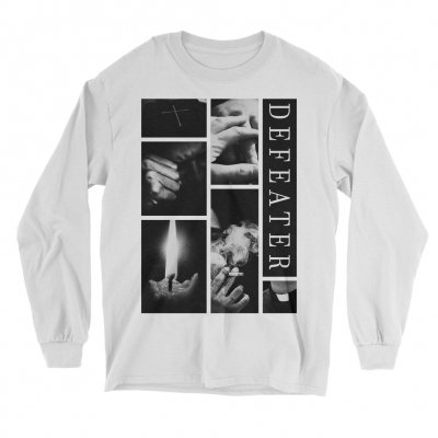 defeater - Collage Longsleeve T-Shirt (White)