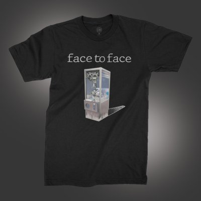 face-to-face - Claw Machine T-Shirt