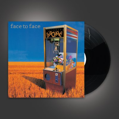 face-to-face - Big Choice LP (Black)
