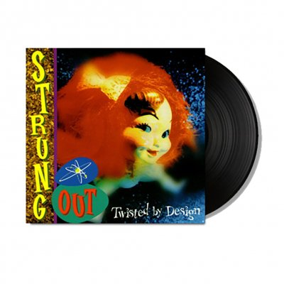 strung-out - Twisted By Design LP (Black)