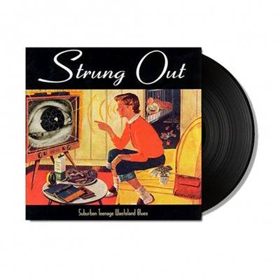 Strung Out - Suburban Teenage Wasteland Blues LP (Black)