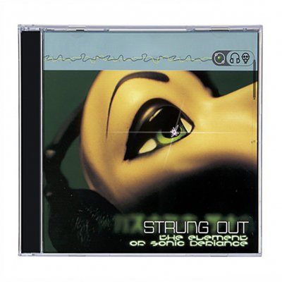 strung-out - The Element Of Sonic Defiance CD