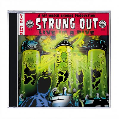 strung-out - Live In A Dive CD