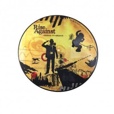 "rise-against - Appeal To Reason 12"" Picture Disc"