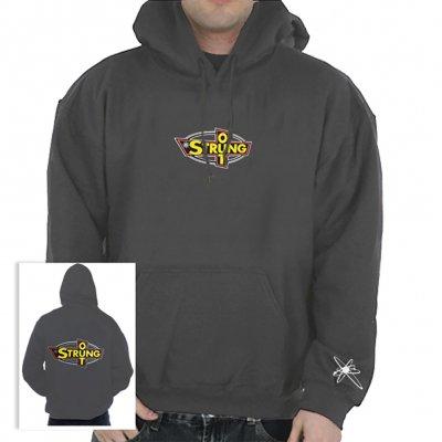 strung-out - OG Logo Hoodie (Gray)