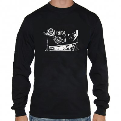 strung-out - Coffin Long Sleeve Tee (Black)