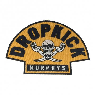 dropkick-murphys - Boston Hockey Roger Patch