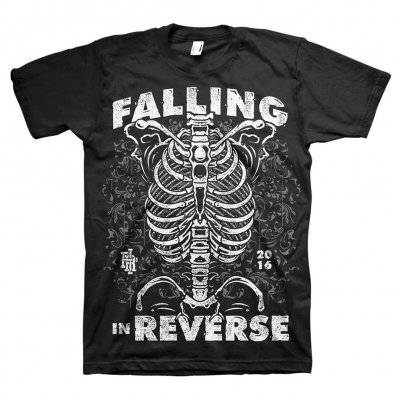 falling-in-reverse - Structure Tee (Black)