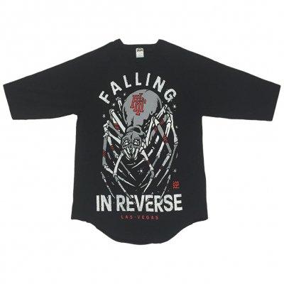 falling-in-reverse - Crawler Raglan (Black)
