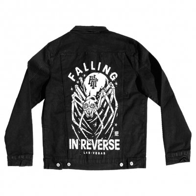Falling In Reverse - Crawler Denim Jacket