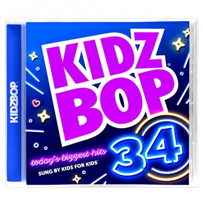 kidz-bop - KIDZ BOP 34