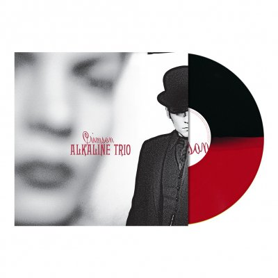 alkaline-trio - Crimson LP (Red/Black)