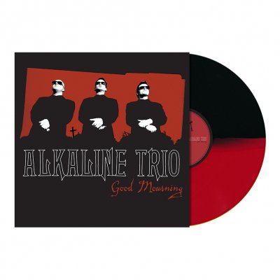 Alkaline Trio - Good Mourning LP (Red/Black)