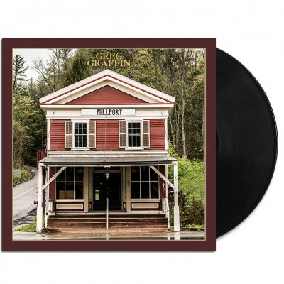 Greg Graffin - Millport LP (Black)
