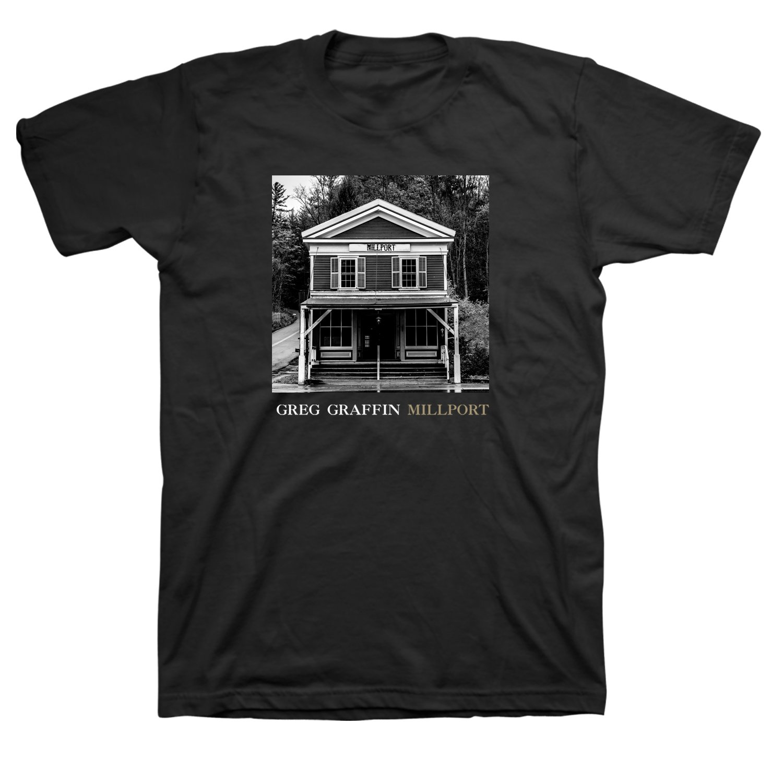 IMAGE | Millport T-Shirt (Black)