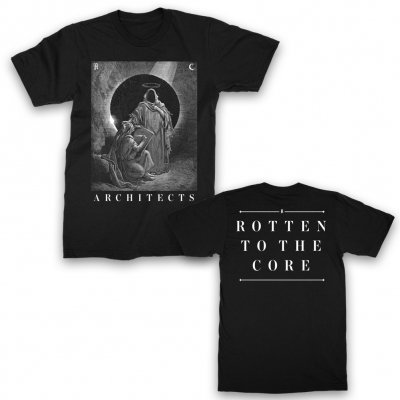 architects - Rotten To The Core T-Shirt (Black)
