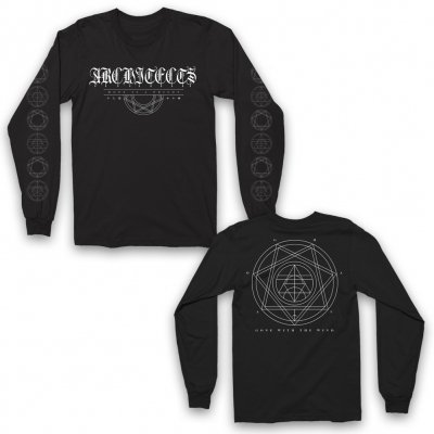 architects - Hope Is A Prison Long Sleeve (Black)