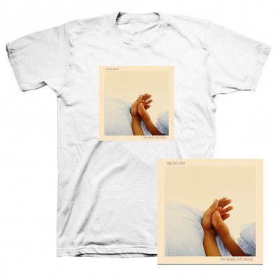 anti-records - Ripe Dreams, Pipe Dreams CD & Cover T-Shirt (White)