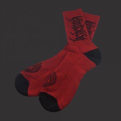 Behemoth - Logo Socks (Red)