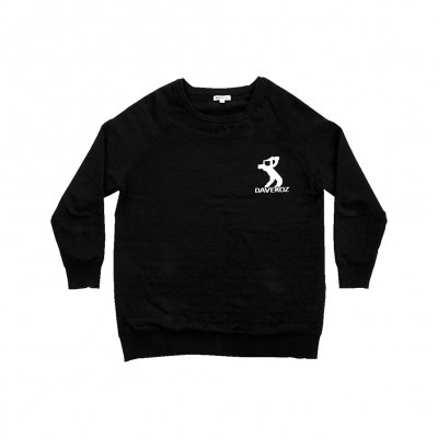 dave-koz - Koz Full Knit Sweater - Small Logo