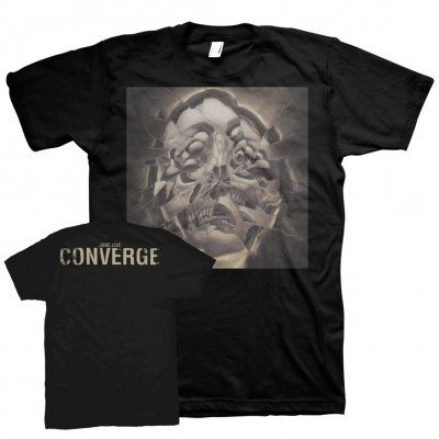 converge - Jane Live Randy Ortiz Cover Tee (Black)