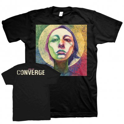 Converge - Jane Live John Baizley Cover Tee