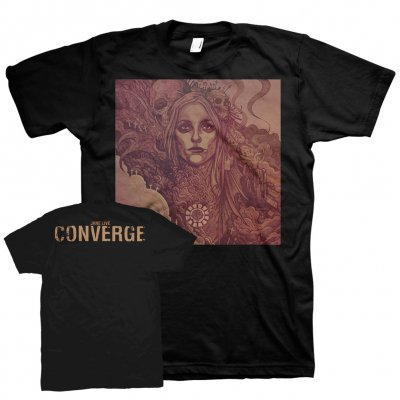 Converge - Jane Live Florian Bertmer Cover Tee