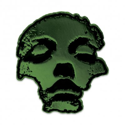 converge - Jane Doe Enamel Pin (Metallic Green)