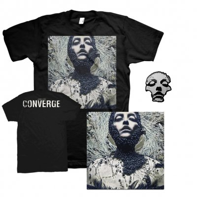 converge - Jane Live Ashley Rose Couture CD + Tee (Black) Bundle