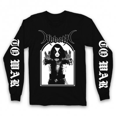 abbath - To War Longsleeve (Black)