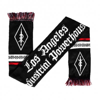 youth-code - Los Angeles Industrial Powerhouse Scarf