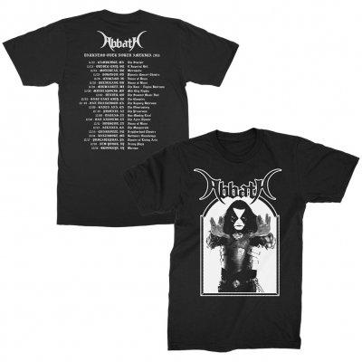abbath - I Worship Chaos Tour T-Shirt