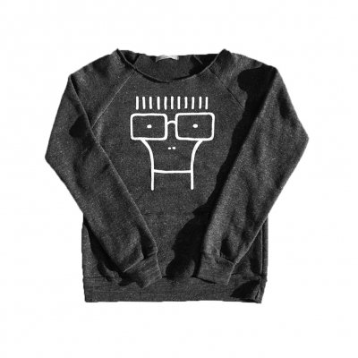 descendents - Milo Womens Maniac Sweatshirt (Black)