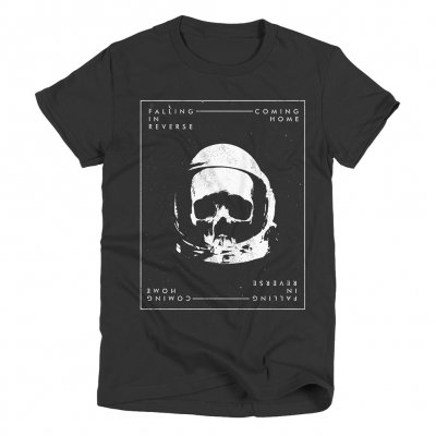 falling-in-reverse - Skelmet Tee (Black)