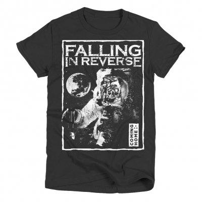 falling-in-reverse - Spacewalk Tee (Black)