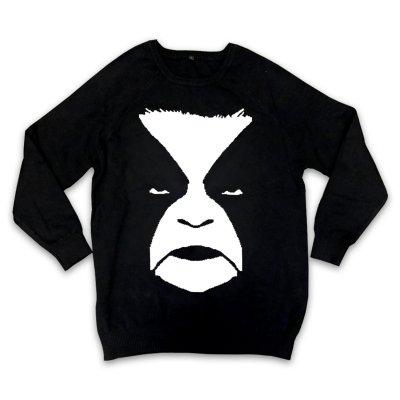 valhalla - Abbath Knit Sweater (Black)