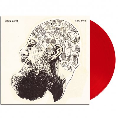 Sean Rowe - New Lore LP (Translucent Red)