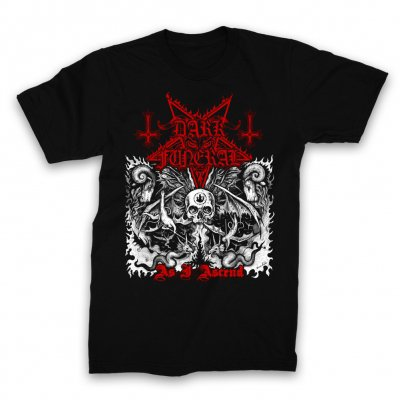 Dark Funeral - As I Ascend T-Shirt (Black)
