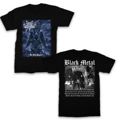 dark-funeral - In The Sign... T-Shirt (Black)