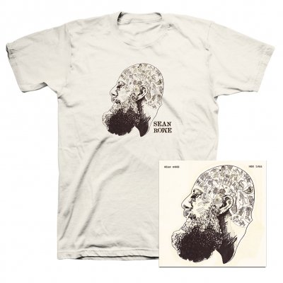 Sean Rowe - New Lore CD + New Lore T-Shirt (Natural)