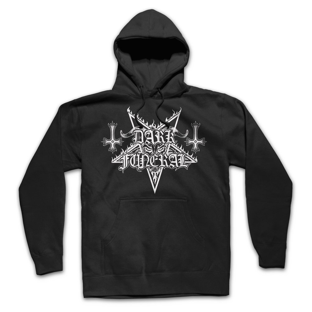 Logo Pullover Sweatshirt (Black)