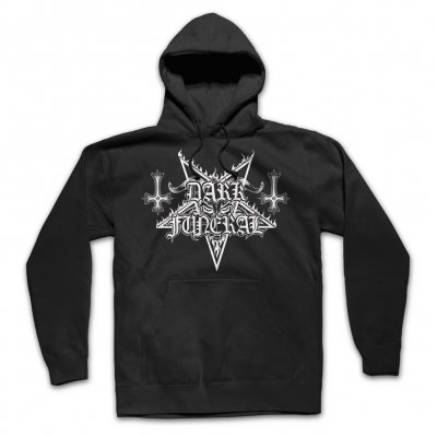 dark-funeral - Logo Pullover Sweatshirt (Black)