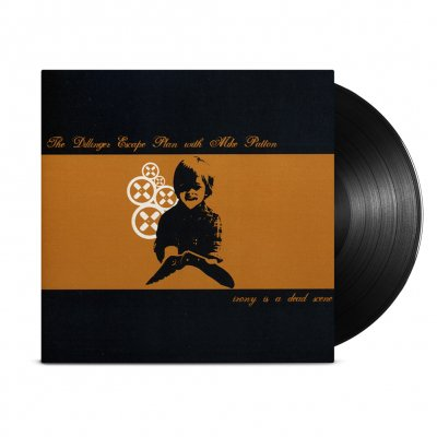 The Dillinger Escape Plan - Irony Is A Dead Scene LP (Black)